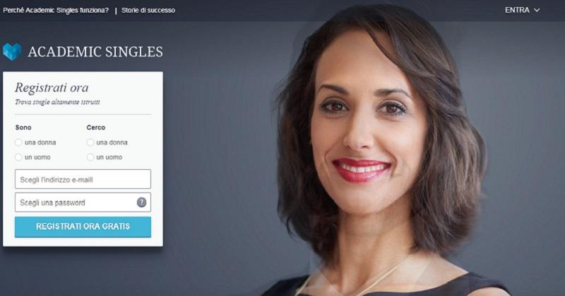 Amore: arriva in Italia la piattaforma Academic Singles