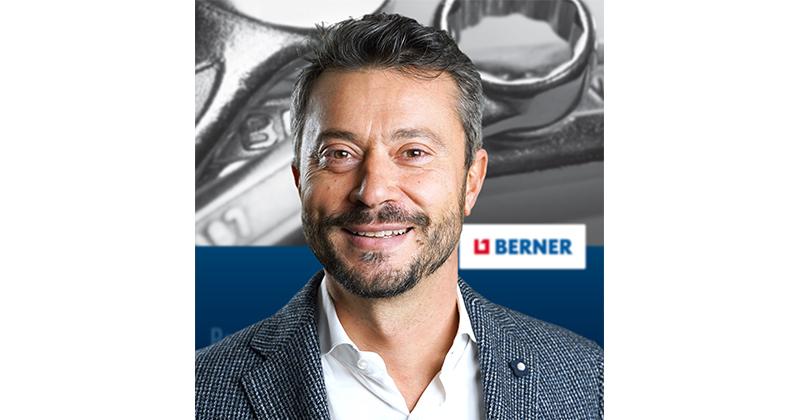 Antonio Zuffellato nuovo Direttore Marketing di Berner Italia