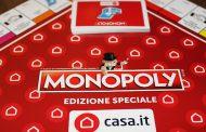 Casa.it entra nella storia di MONOPOLY con la sua Edizione Speciale da collezionare