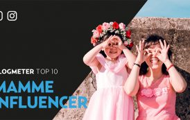 Top 10 delle mamme influencer italiane secondo Blogmeter
