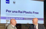 """No alla plastica monouso: parte il progetto """"Rai Plastic Free"""""""