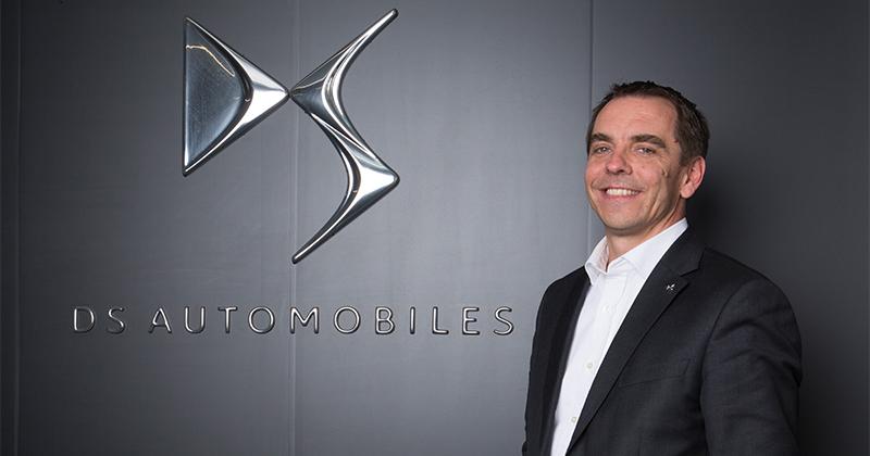 Bastien Schupp nominato Direttore Marketing e Comunicazione DS Automobiles