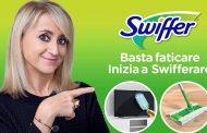 Luciana Littizzetto lancia un nuovo tormentone nello spot Swiffer
