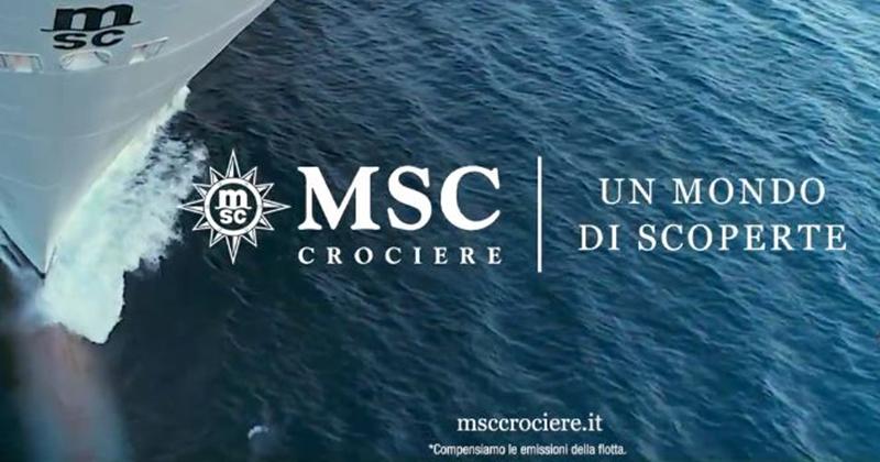 MSC Crociere lancia