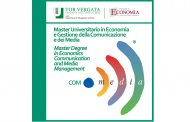 XVIII Edizione del Master Degree in Economics, Communication and Media Management
