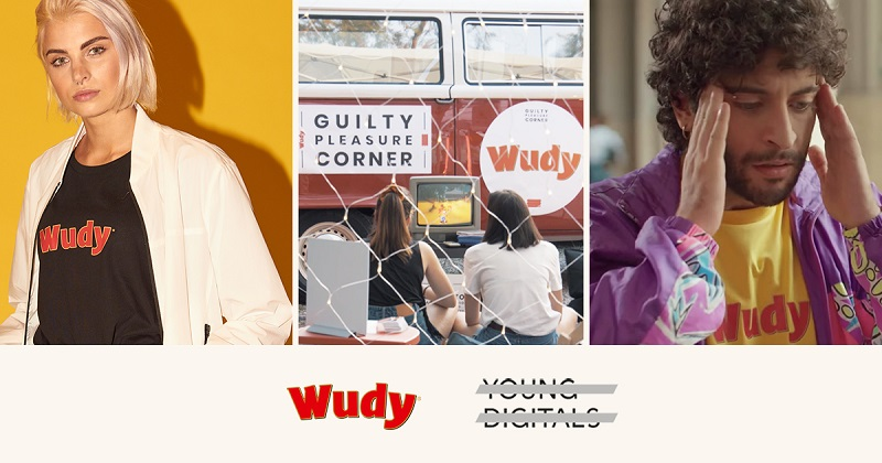 """Indie VS mainstream"": Young Digitals sviluppa la campagna Wudy"
