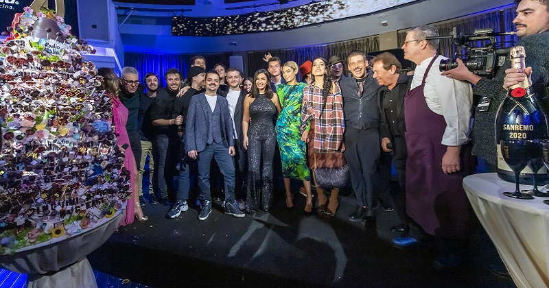 Radio Italia alla 70ma edizione del Festival di Sanremo