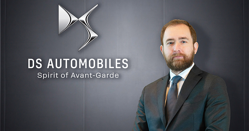 Matteo Montibeller nuovo Direttore Marketing DS Automobiles Italia