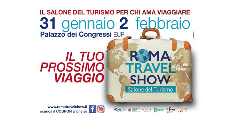 Roma Travel Show 2020