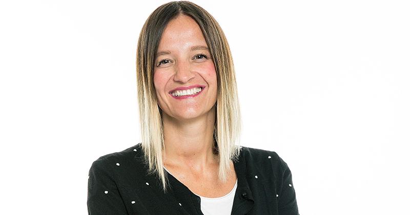 Silvia Molinaro Direttrice del canale Out of Home di Coca-Cola HBC Italia