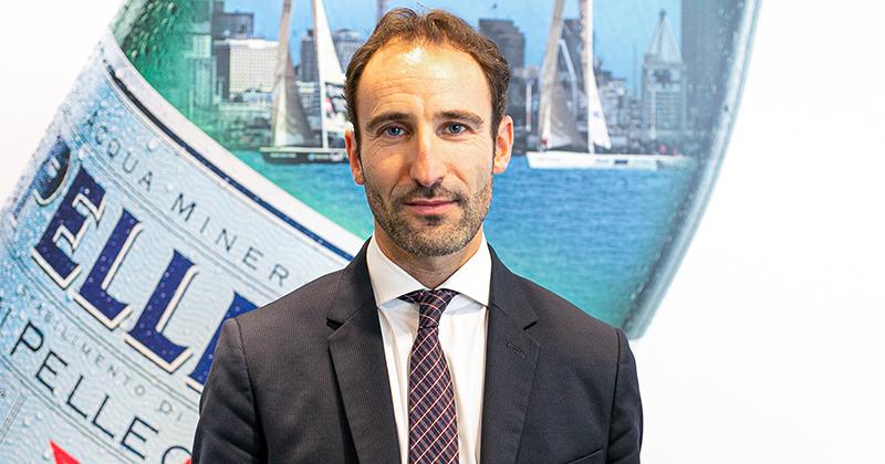 Gruppo Sanpellegrino: Stefano Marini è il nuovo Amministratore Delegato
