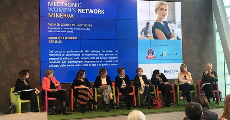 "Leadership femminile: nasce ""Women Network in HealthCare"""
