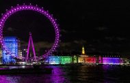 Londra si illumina di rosa con il lastminute.com London Eye