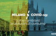 Milano e Coronavirus: come cambiano le abitudini di consumo