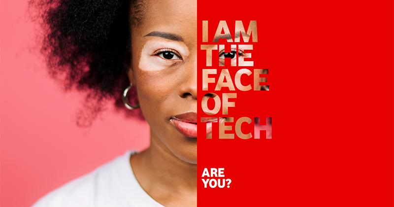 #ChangeTheFace, l'iniziativa Vodafone per rappresentare la diversità nel settore tecnologico