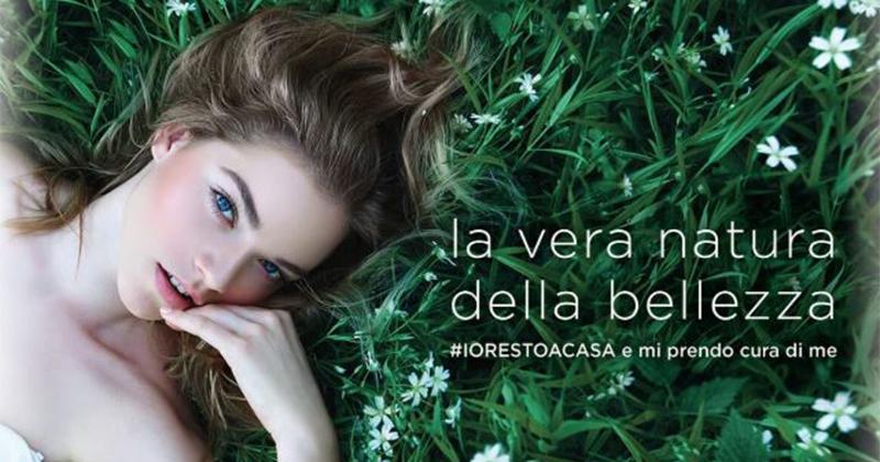 #IoRestoACasa... e mi prendo cura di me: la nuova campagna digital di Cotoneve