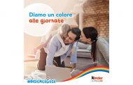 Kinder sceglie HUB09 per la campagna #INSIEMEACASA