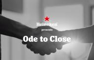 La campagna di Heineken promuove l'inno alla vicinanza responsabile