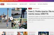 Online il nuovo Skytg24.it: più spazio ai contenuti video