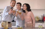 On air il nuovo spot di Vecchio Amaro del Capo... girato da remoto