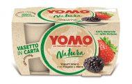 Per Granarolo un packaging più sostenibile: arrivano Yomo Natura e Yomo Extra