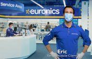 Euronics on air e online con la campagna