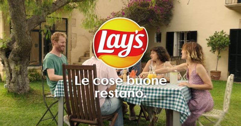On air la campagna estiva di Lay's e un nuovo pack tutto da scoprire