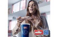 Müller Italia on air con la nuova campagna dedicata a Müller Seta