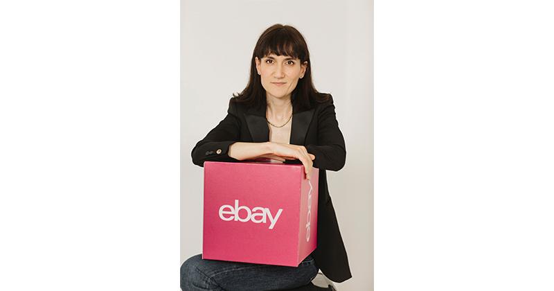 eBay nomina Alice Acciarri General Manager Italia e Spagna