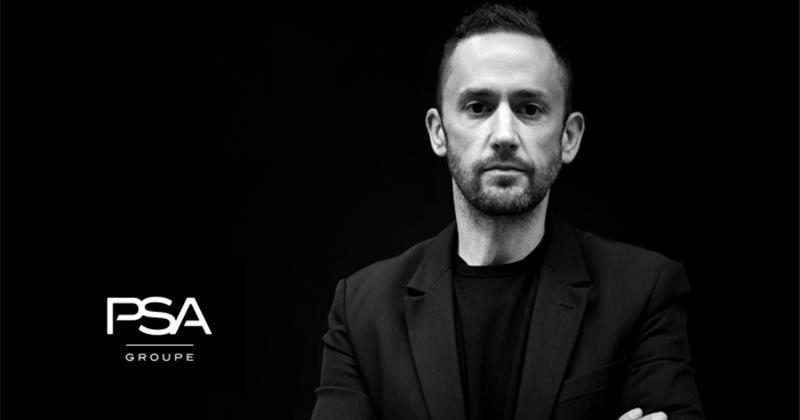 Matthias Hossann nominato Direttore Design del marchio Peugeot