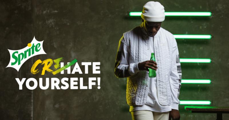 Create Yourself, il progetto di lotta al bullismo promosso da Sprite con Antonio Dikele
