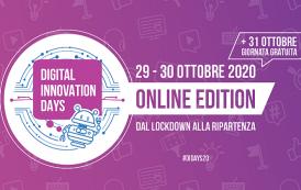 Digital Innovation Days Italy 2020: parte il conto alla rovescia