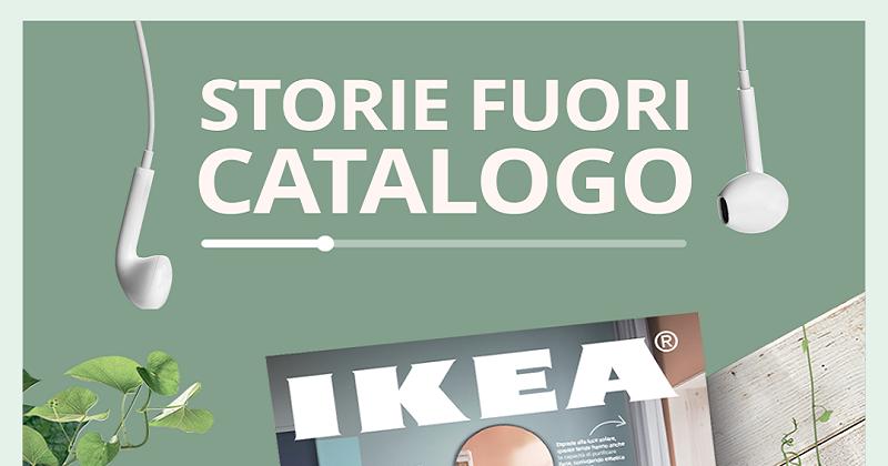 Il catalogo IKEA 2021 arriva su Spotify