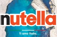 Nutella celebra il Belpaese con