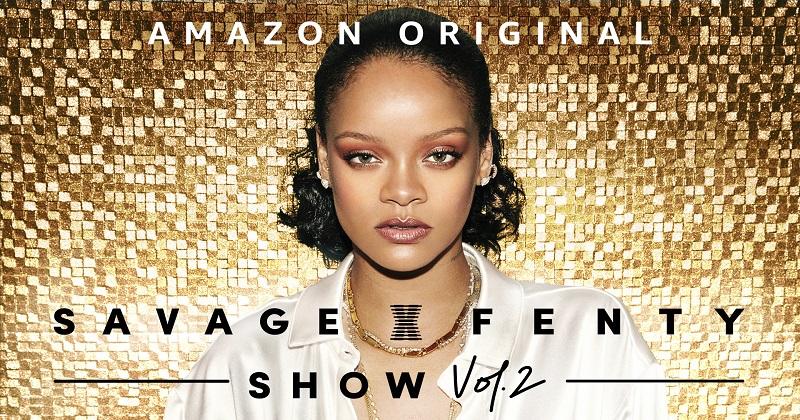 Amazon Prime Video: dal 2 ottobre online Savage X Fenty Show Vol.2