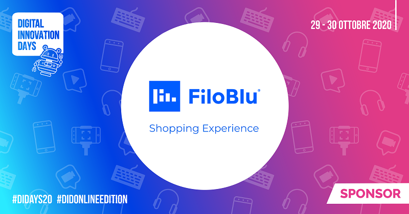 FiloBlu protagonista ai Digital Innovation Days