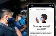 "Uber estende la tecnologia ""Mask Verification"""