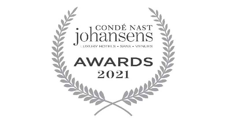 Ecco gli Awards for Excellence 2021 di Condé Nast Johansens