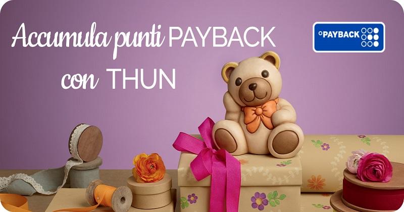 Payback annuncia la nuova partnership con il marchio Thun
