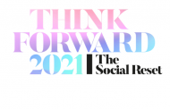 "We Are Social presenta Think Forward 2021 ""The Social Reset"""