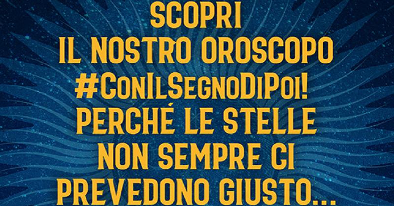 McDonald's con Leo Burnett lancia l'oroscopo #ConIlSegnoDiPoi