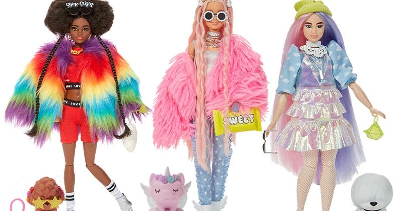 Valentina Ferragni di nuovo con Barbie per una super challenge