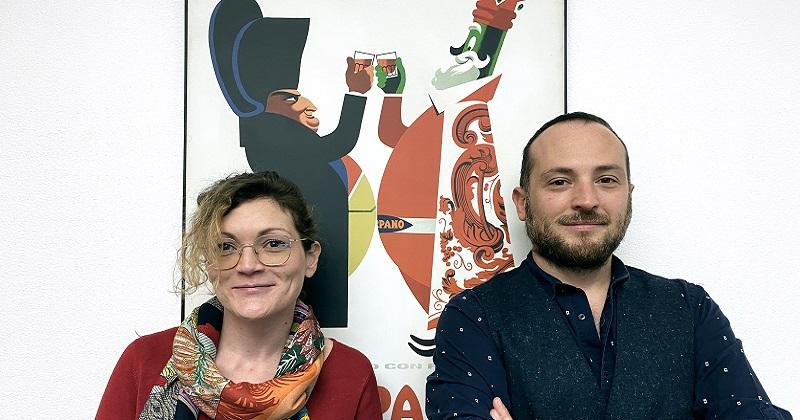 Georgia Ferraro e Nicola Cellemme nominati Direttori Creativi Esecutivi di Armando Testa Milano
