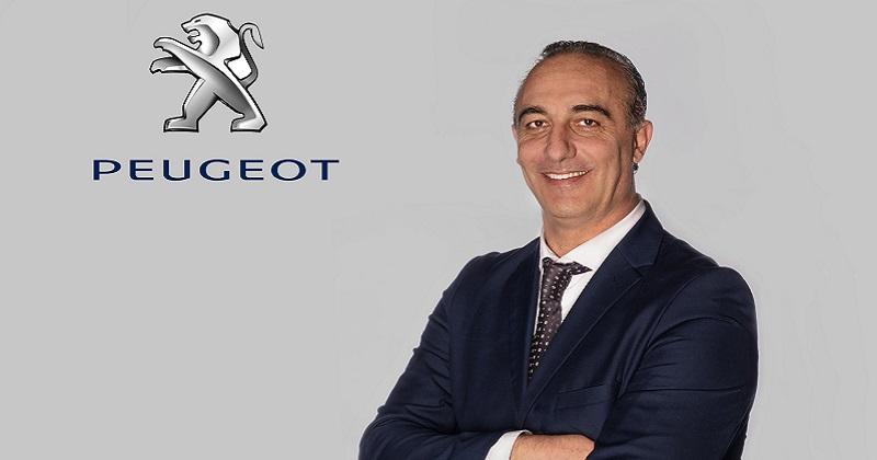 Peugeot Italia: Giuseppe Graziuso è il nuovo Direttore Vendite
