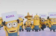 I Minions protagonisti della nuova campagna Sky Wifi
