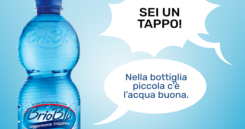 Acqua Rocchetta è incoronata come Acqua più Social d'Italia
