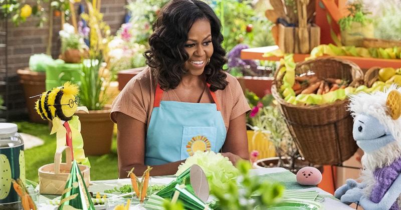 Netflix annuncia Waffles + Mochi, la nuova serie originale con Michelle Obama