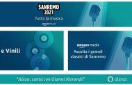 Amazon.it svela la mappa di popolarità degli artisti di Sanremo