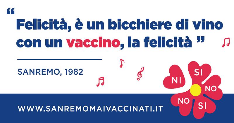 Sanremo mai vaccinati? Ratiostudio torna a spopolare in città