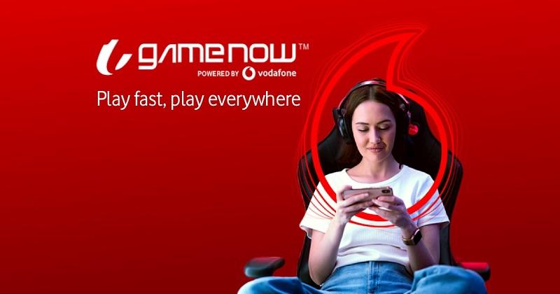 Vodafone lancia GameNow, la piattaforma di cloud gaming 5G